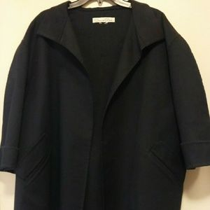 Oversize Navy ODLR Jacket